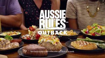 Outback Steakhouse Aussie 4-Course TV Spot, 'Ending Soon' - Thumbnail 9