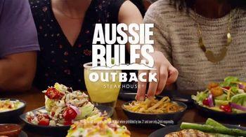 Outback Steakhouse Aussie 4-Course TV Spot, 'Ending Soon' - Thumbnail 8