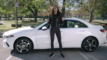 Mercedes-Benz A-Class TV Spot, 'ESPN: Maria Taylor Gets Sugar Hater David Pollack to Eat Sweets' [T1] - Thumbnail 1