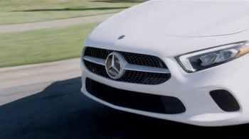 Mercedes-Benz A-Class TV Spot, 'ESPN: Maria Taylor Gets Sugar Hater David Pollack to Eat Sweets' [T1] - Thumbnail 2