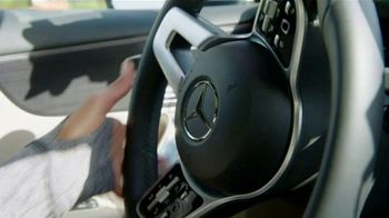 Mercedes-Benz A-Class TV Spot, 'ESPN: Maria Taylor Gets Sugar Hater David Pollack to Eat Sweets' [T1] - Thumbnail 3