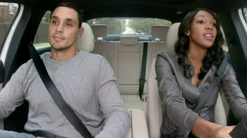 Mercedes-Benz A-Class TV Spot, 'ESPN: Maria Taylor Gets Sugar Hater David Pollack to Eat Sweets' [T1] - Thumbnail 5