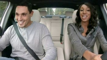 Mercedes-Benz A-Class TV Spot, 'ESPN: Maria Taylor Gets Sugar Hater David Pollack to Eat Sweets' [T1] - Thumbnail 7