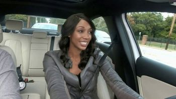 Mercedes-Benz A-Class TV Spot, 'ESPN: Maria Taylor Gets Sugar Hater David Pollack to Eat Sweets' [T1] - Thumbnail 8