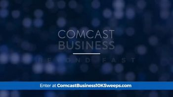 Comcast Business TV Spot, 'Show of Hands' - Thumbnail 8