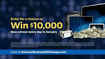 Comcast Business TV Spot, 'Show of Hands' - Thumbnail 7