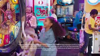 Chuck E. Cheese's All You Can Play TV Spot, 'Welcome to Chuck E. Cheese HQ!' - Thumbnail 10
