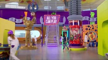 Chuck E. Cheese's All You Can Play TV Spot, 'Welcome to Chuck E. Cheese HQ!'