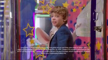 Chuck E. Cheese's All You Can Play TV Spot, 'Welcome to Chuck E. Cheese HQ!' - Thumbnail 4