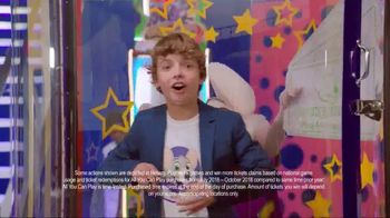 Chuck E. Cheese's All You Can Play TV Spot, 'Welcome to Chuck E. Cheese HQ!' - Thumbnail 5