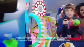 Chuck E. Cheese's All You Can Play TV Spot, 'Welcome to Chuck E. Cheese HQ!' - Thumbnail 8