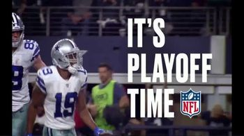 NFL TV Spot, 'Playoff Time: Scoop, Whoop and Coop' - Thumbnail 10