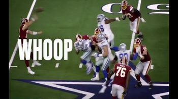 NFL TV Spot, 'Playoff Time: Scoop, Whoop and Coop' - Thumbnail 4