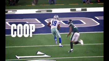 NFL TV Spot, 'Playoff Time: Scoop, Whoop and Coop' - 29 commercial airings