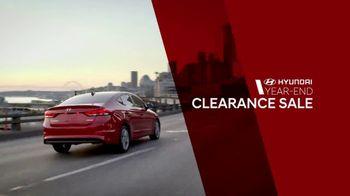 Hyundai Year-End Clearance Sale TV Spot, 'Biggest Savings' [T2] - Thumbnail 3