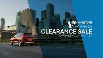 Hyundai Year-End Clearance Sale TV Spot, 'Biggest Savings' [T2] - Thumbnail 9