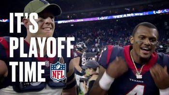 NFL TV Spot, 'Playoff Time: Watson' - Thumbnail 8