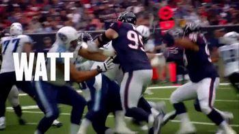 NFL TV Spot, 'Playoff Time: Watson' - Thumbnail 1