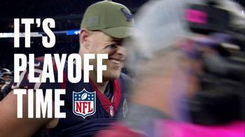 NFL TV Spot, 'Playoff Time: Watson' - Thumbnail 7