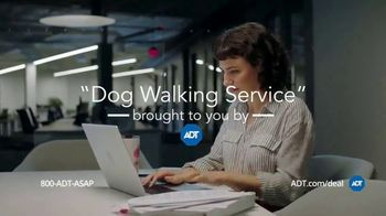 ADT TV Spot, 'Dog Walking Service' - Thumbnail 8