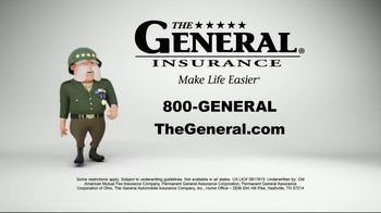 The General TV Spot, 'Strong Suits' Featuring Shaquille O'Neal - Thumbnail 10