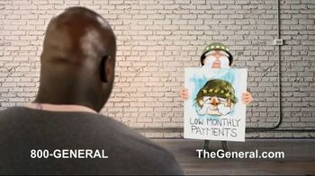 The General TV Spot, 'Strong Suits' Featuring Shaquille O'Neal - Thumbnail 5