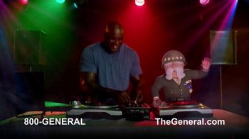 The General TV Spot, 'Strong Suits' Featuring Shaquille O'Neal - Thumbnail 7