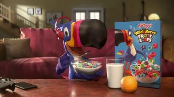 Wild Berry Froot Loops TV Spot, 'Wild Dance' - Thumbnail 8