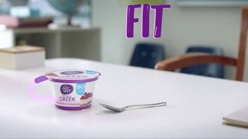 Dannon Light & Fit Greek Yogurt TV Spot, 'Dive In' - Thumbnail 10
