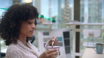 Dannon Light & Fit Greek Yogurt TV Spot, 'Dive In' - Thumbnail 6