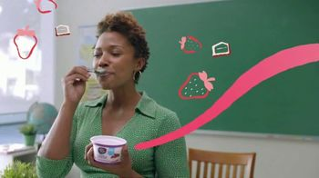 Dannon Light & Fit Greek Yogurt TV Spot, 'Dive In' - Thumbnail 9