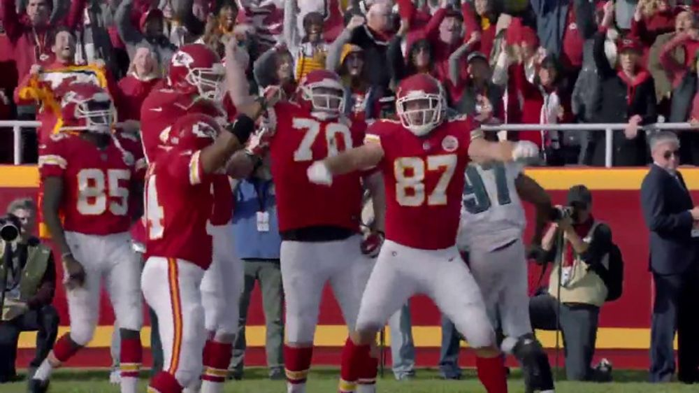 McDonald's 2 for $5 Mix & Match Deal TV Commercial, 'Touchdown Dance' Featuring Travis Kelce