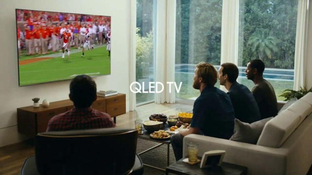 Samsung QLED TV Commercial, 'No Bathroom Break' - Video