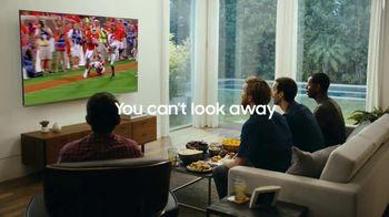 Samsung QLED TV Spot, 'No Bathroom Break' - Thumbnail 6