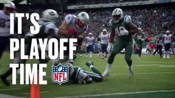 NFL TV Spot, 'Playoff Time: Flowers, Tower and Power' - Thumbnail 10