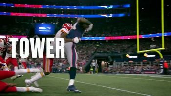 NFL TV Spot, 'Playoff Time: Flowers, Tower and Power' - Thumbnail 5