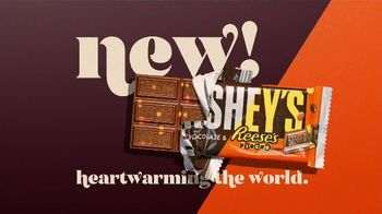 Hershey's Milk Chocolate Bar & Reese's Pieces Candy TV Spot, 'Red Rover' - Thumbnail 9