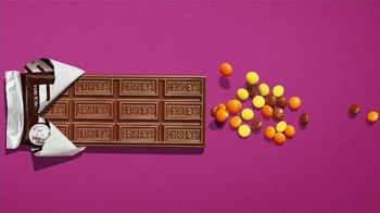 Hershey's Milk Chocolate Bar & Reese's Pieces Candy TV Spot, 'Red Rover'