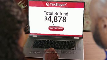 TaxSlayer.com TV Spot, 'Dream Vacation'