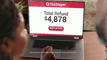 TaxSlayer.com TV Spot, 'Dream Vacation' - Thumbnail 2
