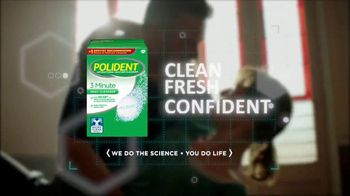 Polident 3-Minute Daily Cleanser TV Spot, 'Dancing Shoes' - Thumbnail 10