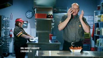Hardee's Southern-Style Tender Sandwich TV Spot, 'Crispy Yet Juicy' Featuring David Koechner - Thumbnail 5