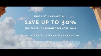 Atlantis TV Spot, 'Unexpected Moments' - Thumbnail 10