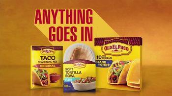 Old El Paso Tortilla Bowls TV Spot, 'Caliente' - Thumbnail 10