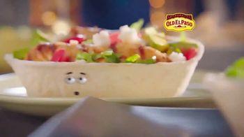 Old El Paso Tortilla Bowls TV Spot, 'Caliente' - Thumbnail 5