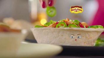 Old El Paso Tortilla Bowls TV Spot, 'Caliente' - Thumbnail 6