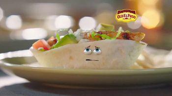 Old El Paso Tortilla Bowls TV Spot, 'Caliente' - Thumbnail 8