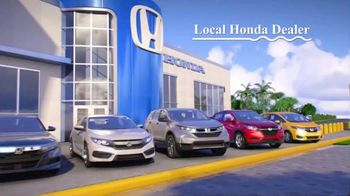 Happy Honda Days TV Spot, 'I Like It: 2018 CR-V' [T2] - Thumbnail 7
