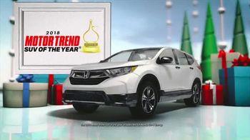 Happy Honda Days TV Spot, 'I Like It: 2018 CR-V' [T2] - Thumbnail 3