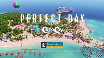 Royal Caribbean Cruise Lines TV Spot, 'Perfect Day at CocoCay' Song by Daphne Willis - Thumbnail 10